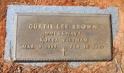 Curtis Lee Brown