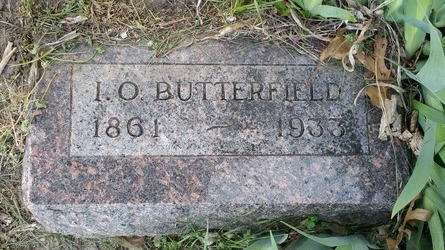 Ida May <I>Martin</I> Butterfield