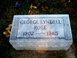 George Lyndell Rose