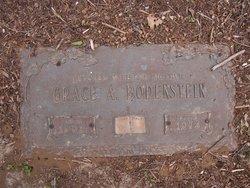 Grace <I>Sanford</I> Bodenstein
