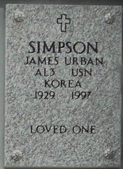 James Urban Simpson
