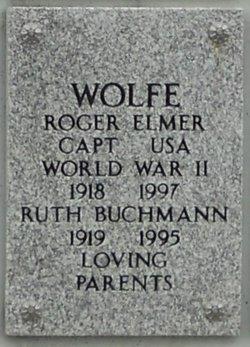 Roger Elmer Wolfe