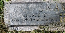George P Snavely
