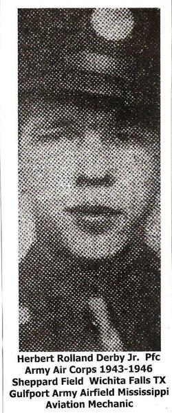 Herbert Rolland Derby, Jr