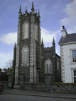 Loughbrickland Catholic Cemetery Saint Patricks