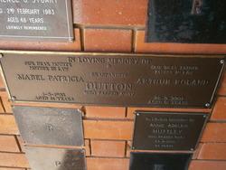 Mabel Patricia Dutton