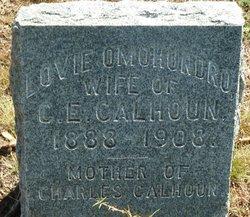 Lovie <I>Omohundro</I> Calhoun