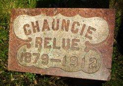 Chauncie L Relue