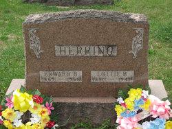 Lottie Belle <I>Hall</I> Herring