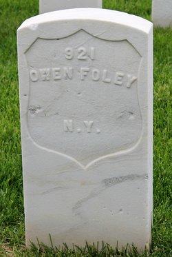 PVT Owen Foley