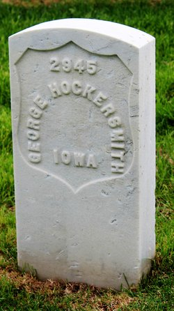PVT George Hockersmith