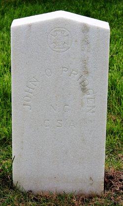 John O. Pridgen