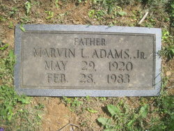Marvin Lee Adams, Jr