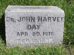 Dr John Harvey Day