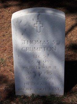 Thomas S Crumpton