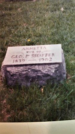 Annetta <I>Winter</I> Shaffer