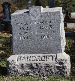 Harriet <I>Pinchard</I> Bancroft