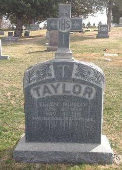 """Ellen Murray """"Nellie"""" <I>Corrigan</I> Taylor"""