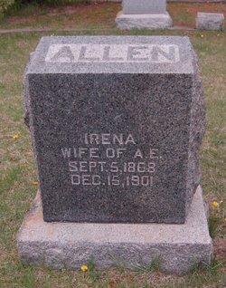 Irena R. <I>Kilmer</I> Allen