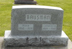 "Charles Douglas ""Charley"" Bausman"