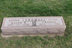 Maude Bell Thomas