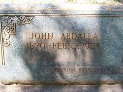 John Abdalla