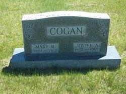 Mary Margaret <I>Chamberlin</I> Cogan
