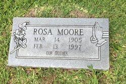 Edna Rosa Moore