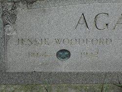 Jessie <I>Woodford</I> Agard