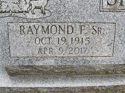 Raymond F. Shafer Sr.