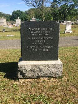 Pvt Elmer Elijah Phillips