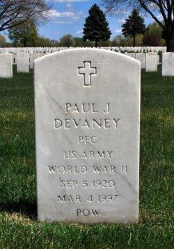 Paul J Devaney