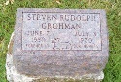 Steven Rudolph Grohman