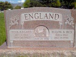 Reva <I>Aagard</I> England