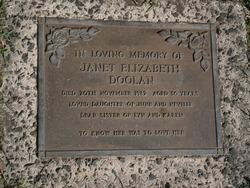 Janet Elizabeth Doolan