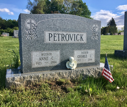 George J Petrovick
