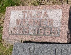 Tilda <I>Werner</I> McLaughlin