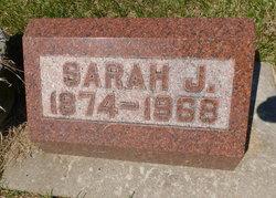 Sarah J. <I>Ploeger</I> Pape