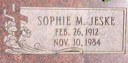 Sophia <I>Hemmann</I> Jeske