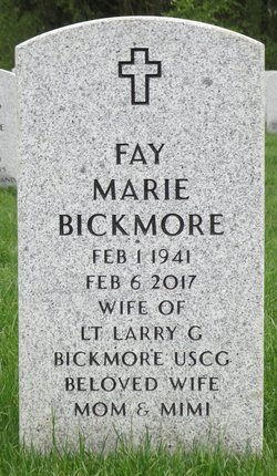 Fay Marie <I>Townsend</I> Bickmore