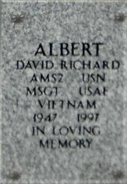 David Richard Albert