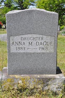 Anna M Dague