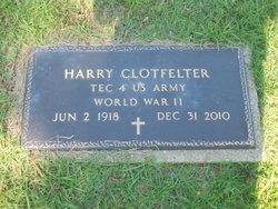 Harry Clotfelter, Jr