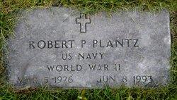 """Robert Preston """"Rosie"""" Plantz"""