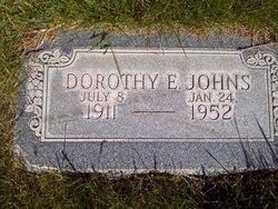 Dorothy England Johns