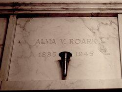 Alma V <I>Tank</I> Roark