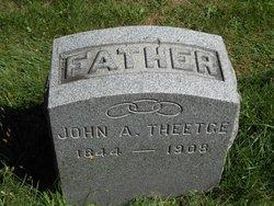 John A Theetge