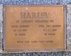 Cecil Rupert Harley