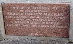 Harold Harley MacKay