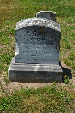 Leah H Bagwell